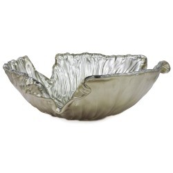 Hankie Gold Murano Glass Centerpiece