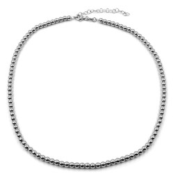 Balls Necklace 925 Sterling Silver