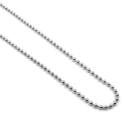 Mini Spheres Necklace 925 Sterling Silver