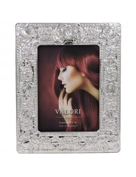 925 Sterling Silver Photo Frame 5 x 7 Cupido Model