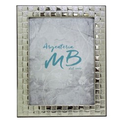 Silver Picture Frame Squares