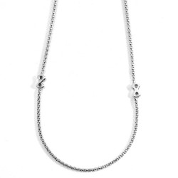925 Sterling Silver Texture Necklaces