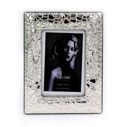 Cornice Portafoto Feeling cm 10 x 15 in Argento Massiccio 925 by VALORI