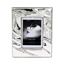 Cornice Portafoto London cm 9 x 13 in Argento Massiccio 925 by VALORI