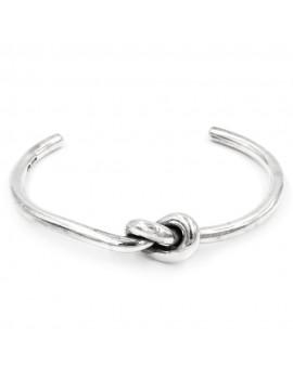 925 Sterling Silver Knot Bracelet