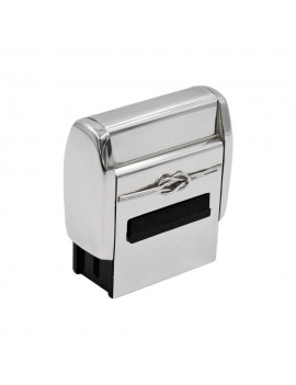Sterling Silver Knot Self-Inking Stamp