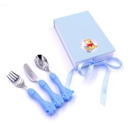 Disney Baby Cutlery Set Winnie The Pooh