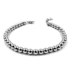 925 Sterling Silver Medium Spheres Bracelet