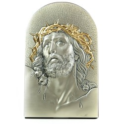925 Sterling Silver Icon Passion of Christ