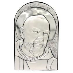 925 Sterling Silver Padre Pio