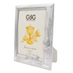 First Holy Communion Silver Picture Frame 5 x 7