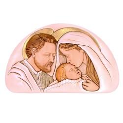Holy Family Finely Decorated Ceramics