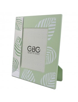 Green Leaves Picture Frame