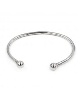 925 Sterling Silver Oval Bracelet