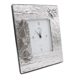 Modì Fleur 925 Sterling Silver Alarm Clock