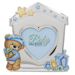 Picture Frame for Heart Shaped Photos for Baby Boys