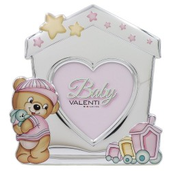 Picture Frame for Heart Shaped Photos for Baby Girls