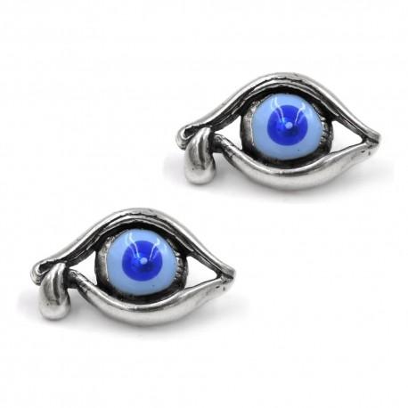 Dalì Eye Earrings 925 Sterling Silver
