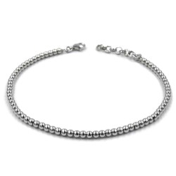 925 Sterling Silver Mini Balls Bracelet