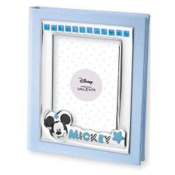 Disney Baby Mickey Mouse Blue Customizable Photo Album