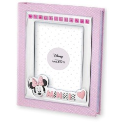 Disney Baby Minnie Mouse Pink Customizable Photo Album