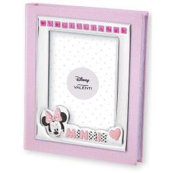 Disney Baby Minnie Mouse Pink Customizable Photo Album