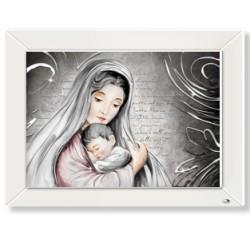 Quadro Sacro Capezzale Capoletto Maternità