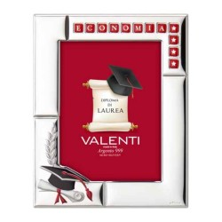 Customizable Picture Frame with Graduation Hat 5 x 7