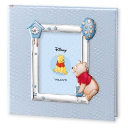 Album Foto Disney Azzurro 30x30 Winnie The Pooh