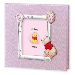 Album Foto Disney Rosa 30x30 Winnie The Pooh