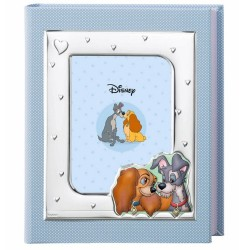 Album Fotografico Azzurro Disney Lilli e il Vagabondo