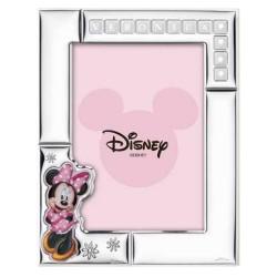 Cornice Portafoto Disney Minnie Mouse Personalizzabile cm 13x18