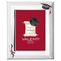 Hat and Parchment Graduation Picture Frame 5 x 7