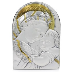 Madonna della Seggiola 925 Sterling Silver Frame 7'' x 9,84''
