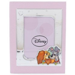 Disney Lady and The Tramp Photo Album Pink