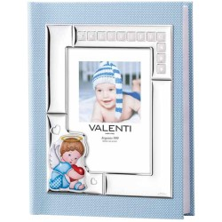 Customizable Angel Heart Photo Album