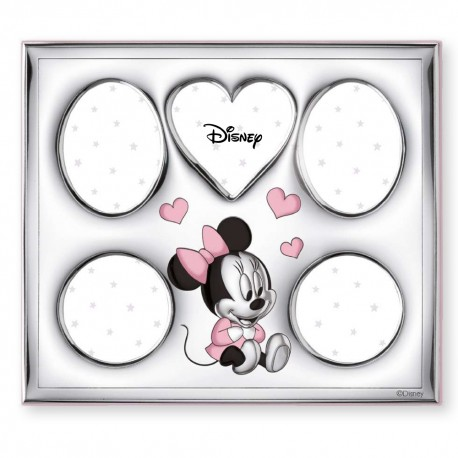 Picture Frame Multi Photo Disney Baby Minnie Mouse