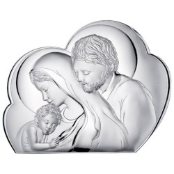 Framework Sacred Headboard Holy Family Cloud by Valenti Argenti