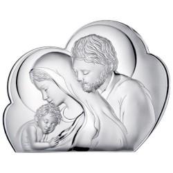 Quadro Sacro Capezzale Capoletto Sacra Famiglia Nuvola
