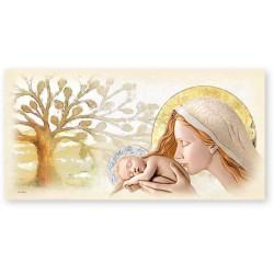 Affresco Maternità Albero della Vita