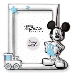 Picture Frame Disney Mickey Mouse 3D Painted 5 x 7