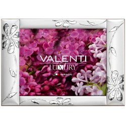 Picture Frame Flowers XL 12,6'' x 10'' by Valenti Argenti Made in Italy