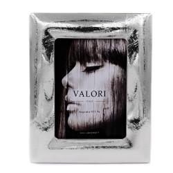 Cornice Portafoto Lame cm 13x18 in Argento Massiccio 925 by VALORI