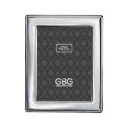 Sterling Silver Photo Frame with Rounded Corners 4 x 6