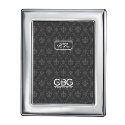 Sterling Silver Photo Frame with Rounded Corners 5 x 7