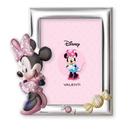 Picture Frame cm 13x18 Minnie Mouse 3D Painted Disney Baby