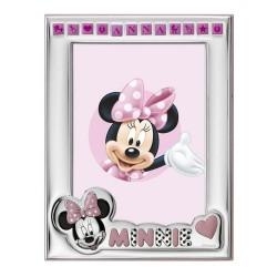 Cornice Portafoto Disney Minnie Personalizzabile cm 13x18