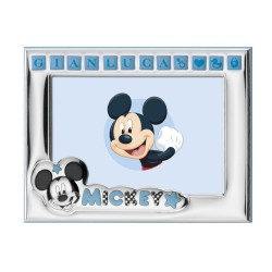 Picture Frame Disney Baby Mickey Mouse Customizable cm 9x13