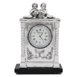 Orologio da Scrivania Barocco con Puttini Musicisti