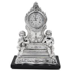 Orologio Barocco Putti con Flauto